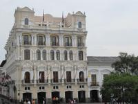 Rathaus von Quito