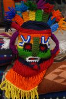auf dem Markt von Otavalo