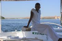 unser nubischer Kapitän