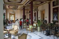 Im Salamlek-Palast in Alexandria