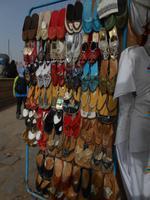 Schuhe über Schuhe