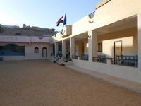 Schule im nubischen Dorf