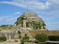 Alte Festung von Korfu-Stadt
