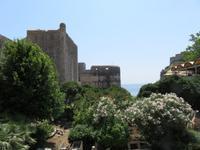 Alte Festung in Dubrovnik
