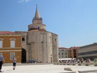 Zadar – Kirche des Hl. Donat