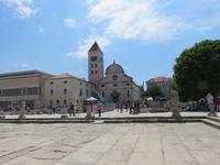 Römische Ausgrabungen in Zadar