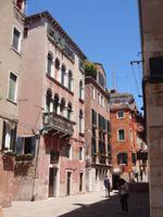 In den Straßen Venedigs