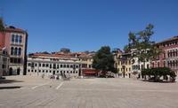 In Venedig - Campo San Polo