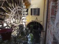 Mühle in Borghetto am Mincio