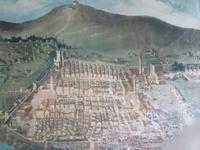 0204 Kreuzfahrt AIDAvita - Adria - Dubrovnik - Besuch im Franziskaner-Kloster - alte Stadtansicht