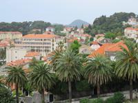 0266 Kreuzfahrt AIDAvita - Adria - Dubrovnik - Rundgang auf der Stadtmauer