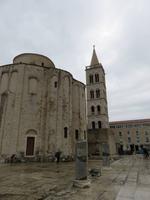 312 Kreuzfahrt AIDAvita - Adria - Zadar - Stadtrundgang -