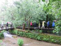 346 Kreuzfahrt AIDAvita - Adria -  Ausflug zu den Krka-Wasserfällen