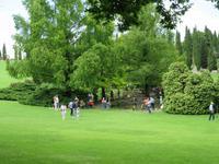 548 Kreuzfahrt AIDAvita - Adria -Besuch Park Sigurta