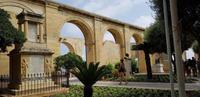 Malta - Valletta - Upper Barrakka Gardens