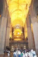 Kathedrale von Sevilla, größtes gotisches Gotteshaus des Mittelalters