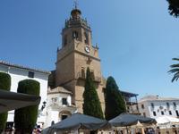 Die Kathedrale von Ronda