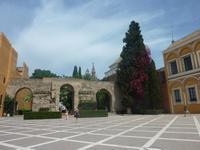 Auch von hier war die Giralda der Kathedrale noch zu sehen