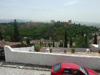 Nochmals die Alhambra