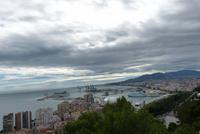Bucht von Malaga