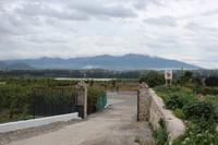 Blick von der Finca in Pizarra