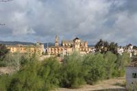 Córdoba mit Blick auf die Mezquita