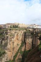 Panoramablick auf Ronda