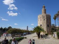 Torre del Oro in Sevilla (9)