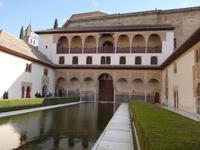 Besichtigung der Alhambra, die Mauren-Hochburg in Granada (31)