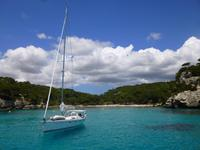 Bucht Menorca