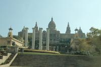 Barcelona Stadtrundfahrt - Park Montjuic