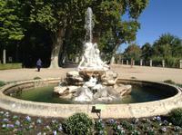 tolle Springbrunnen