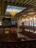 Konzertsaal Palau de la Mu´sica