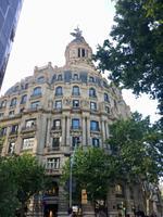 prachtvolle Geba¨ude in Barcelona