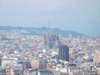 Die Sagrada Familia Basilika in Barceloan