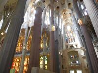 Die Sagrada Familia Basilika in Barcelona (9)