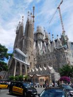 Die Sagrada Familia Basilika in Barcelona (27)