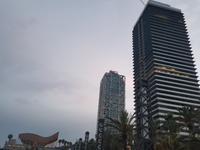 Hafen in Barcelona