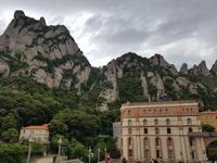 Kloster und Wanderund in Montserrat Berglandschaft (20)