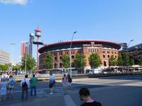Stierkampf Arena in Barcelona