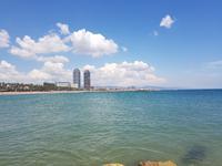 La Barceloneta Strand in Barcelona (7)