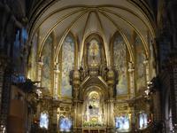 Kirche in Montserrat