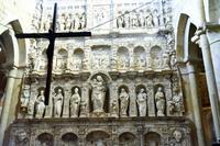 Blick auf Altar