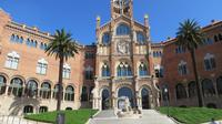 Das Krankenhaus Santa Pau von Montaner