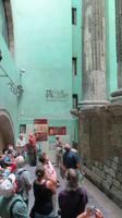 Römische Überreste versteckt in Barcelona