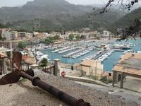 Blick auf Port de Soller