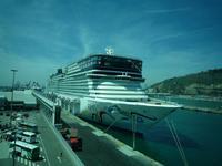 Unser Schiff Norwegian Epic