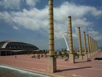 Barcelona - Olympiastadion