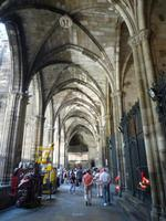 Barcelona - Kreuzgang