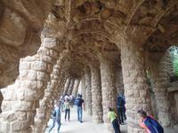 Park Güell von Gaudi in Barcelona (9)